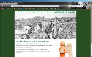 Ausspannen in Görlitz Website