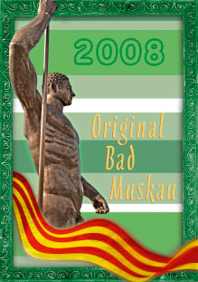 Original Bad Muskau Kalender